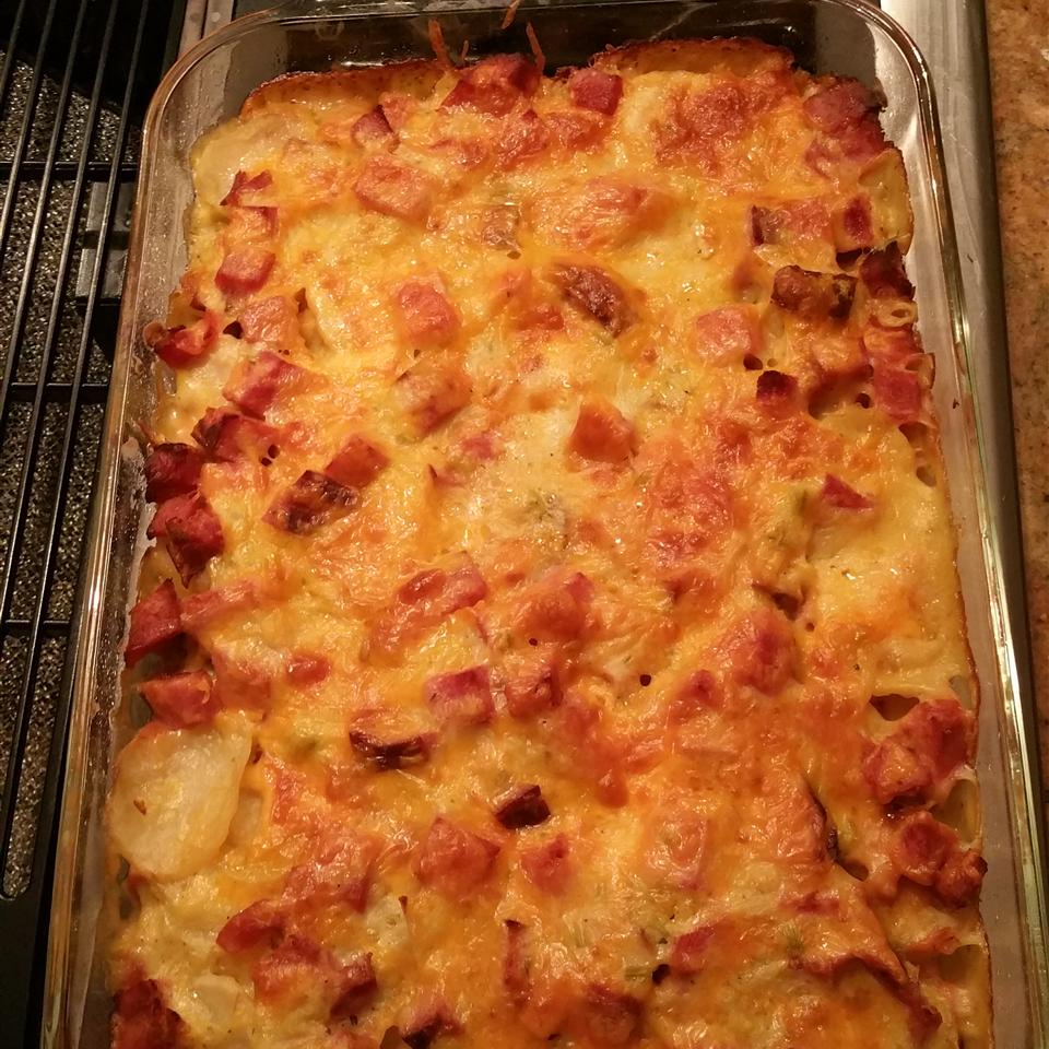 Country Scalloped Potatoes rose