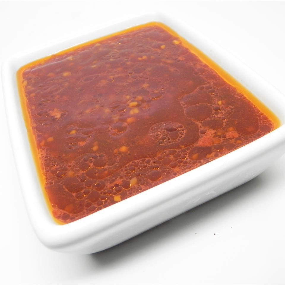 Honey Garlic BBQ Sauce