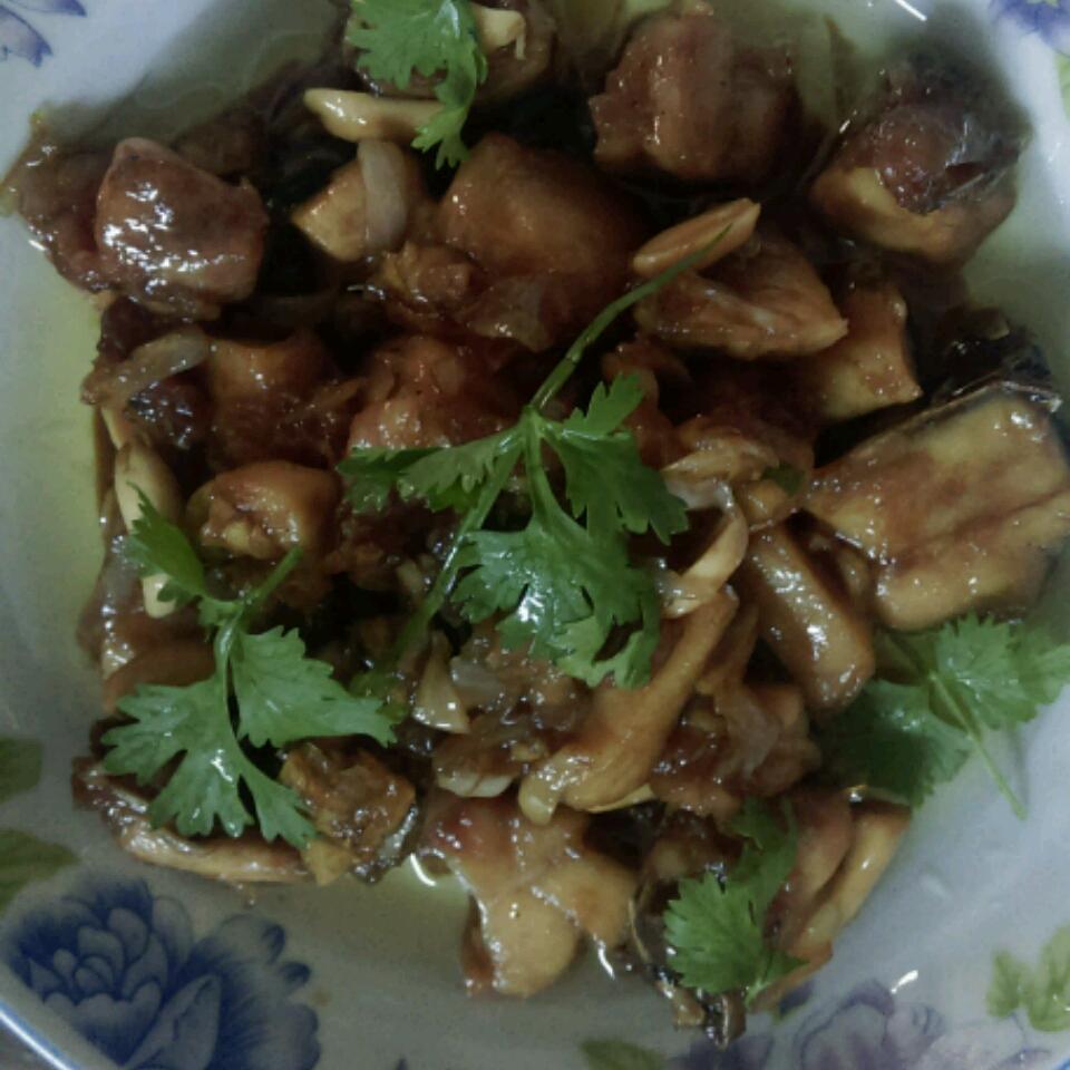 Chef John's Caramel Chicken Aye Aung Thet