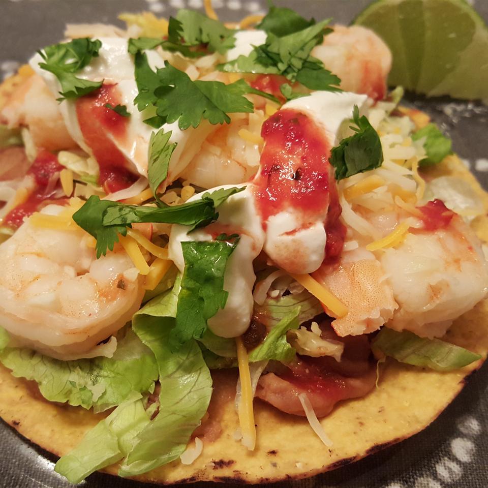 Across the Border Tequila Shrimp