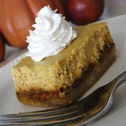 Pumpkin Cheesecake Squares Dianne