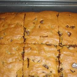 Toll House® Blonde Brownies Yasmine Couso