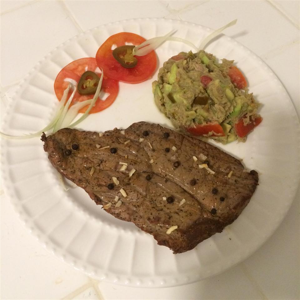 Ginger Steak