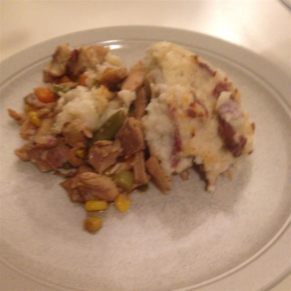 Shepherd's Turkey Pie Kathryn Walby
