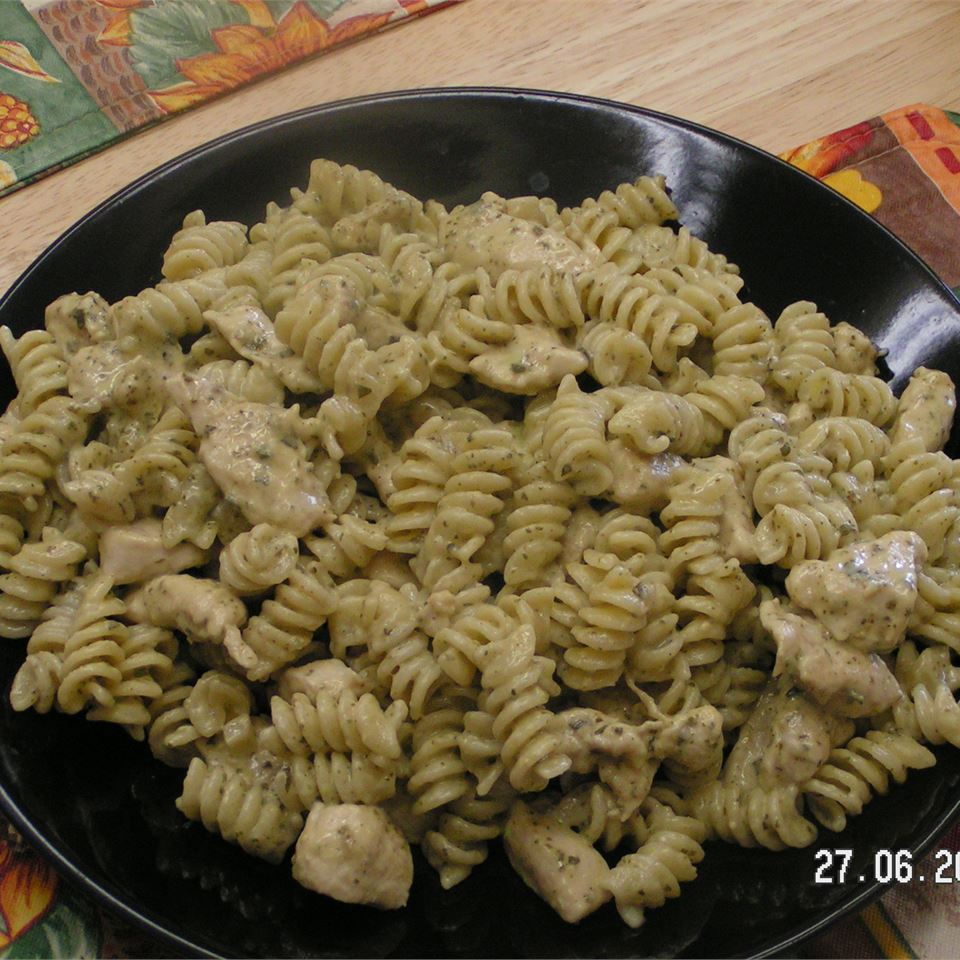 Penne with Chicken and Pesto ANDREEA2