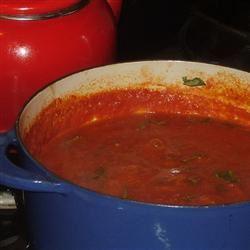 Marinara Sauce Sweet Apron