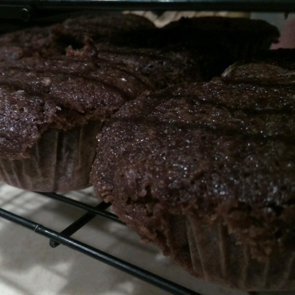 Chocolate Zucchini Muffins Krista Gagean