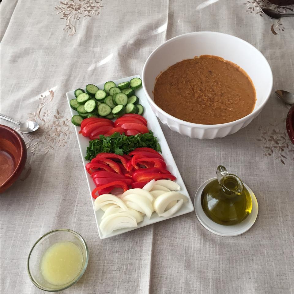 Middle Eastern Bean Dip (Foul Mudammas) Cozette