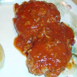 Zesty Porcupine Meatballs sarahiswright