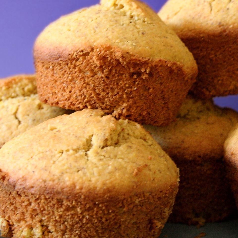 Vegan Corn Muffins ASTROPHE