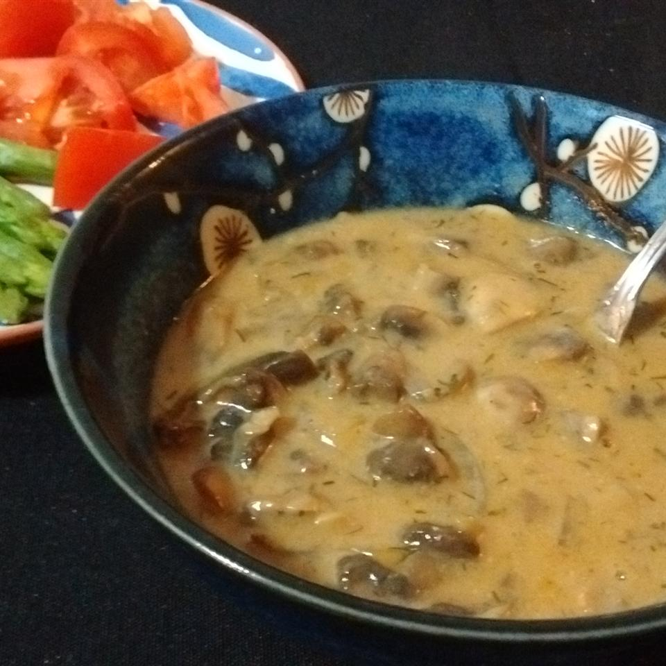 Geneva's Ultimate Hungarian Mushroom Soup seasha
