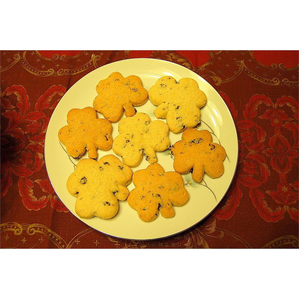 Irish Soda Bread Cookies celestialcharms