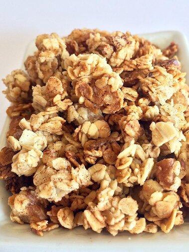 Maple Granola Recipe Allrecipes