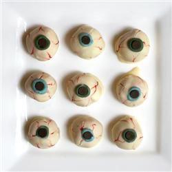 Spooky Halloween Eyeballs