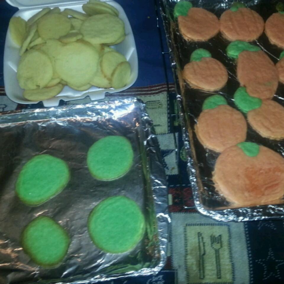 Amazing Sugar Cookies Sherry Hall