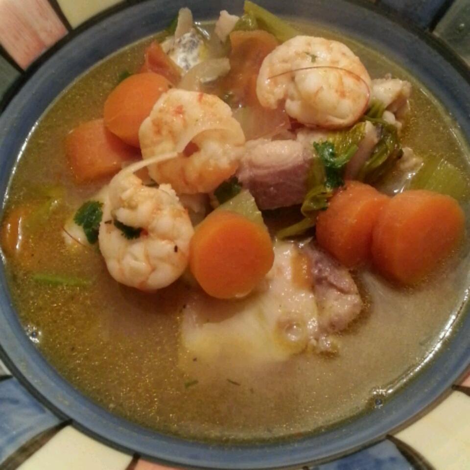 Russell's Fish Stew Juan Ramirez