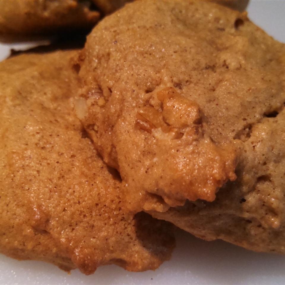 You-Won't-Believe-They're-Vegan Pumpkin Cookies JW