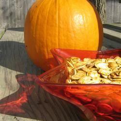 Pumpkin Seeds with Cinnamon and Salt Ildefonso