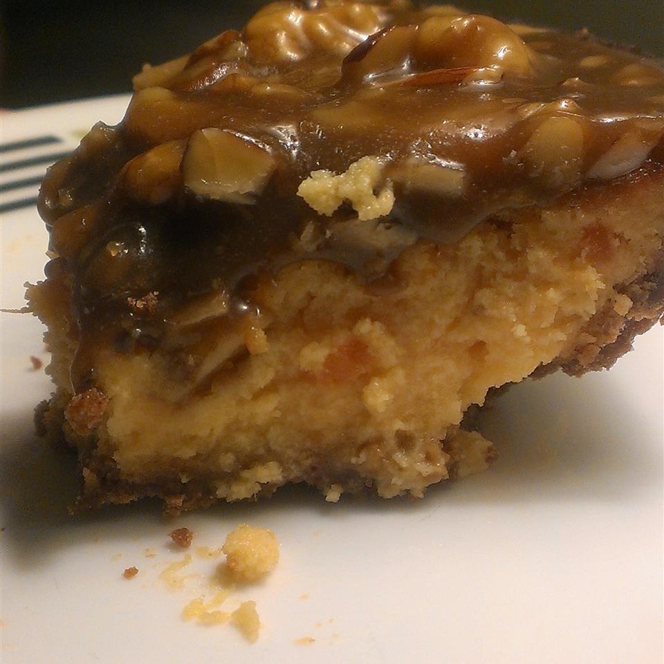 Sweet Potato Cheesecake Tracy Bey