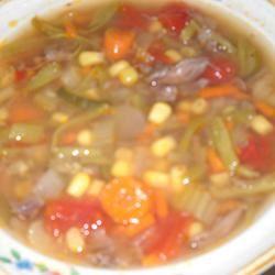 Delicious Vegetable Beef Soup N Morski