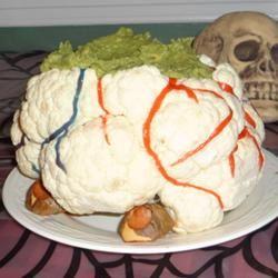 Halloween Brain Dip
