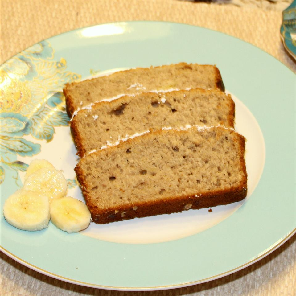 Best Ever Banana Bread from I Can't Believe It's Not Butter!® Jenny Aleman de Bolaños