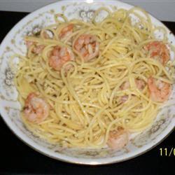 Garlic Shrimp Scampi Pasta Delaware Loves To Cook