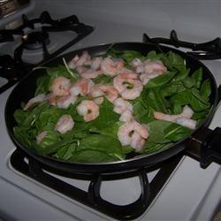 Shrimp Enchiladas Suizas