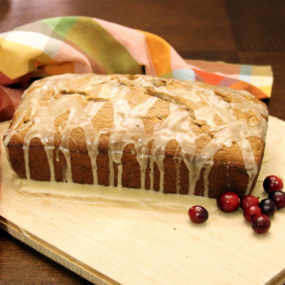 Cranberry-Orange Pumpkin-Spice Banana Bread Jennifer Aleman