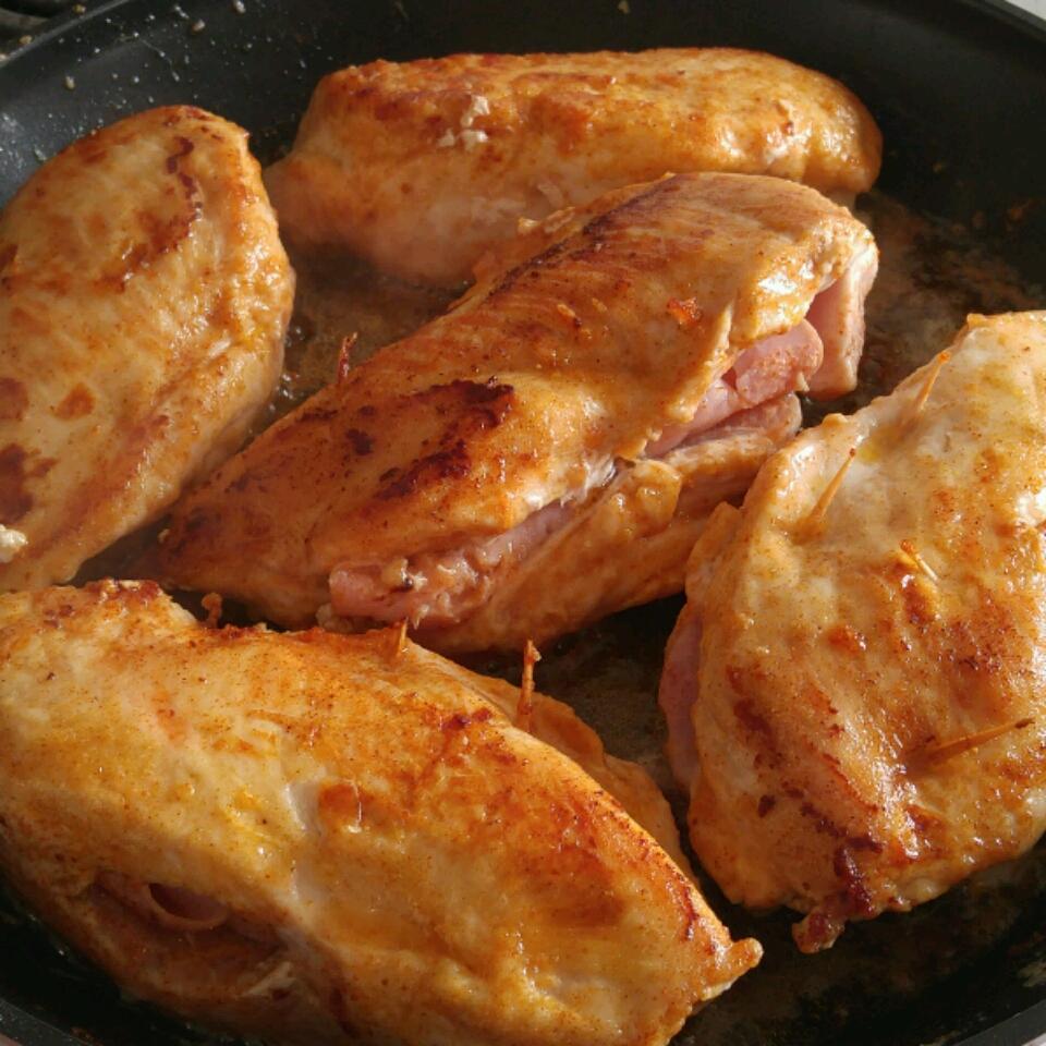 Chicken Cordon Bleu II Heidi Haugen