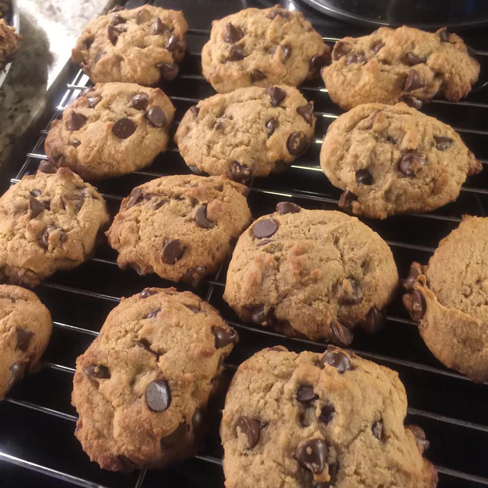 Yogurt Chocolate Chip Cookies