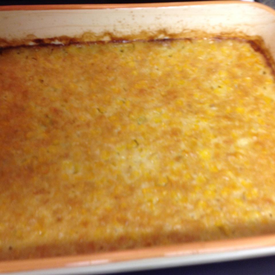 Kathy's Southern Corn Pudding Linda