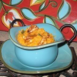 Mashed Jalapeno-Cilantro Sweet Potatoes Terri Harnish