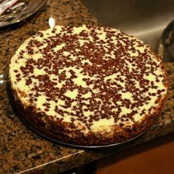 Chocolate Chip Cheesecake I Olya Dougherty