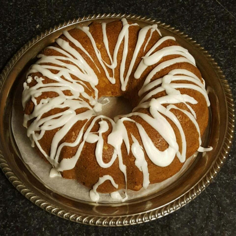 Apricot Nectar Cake I Donna Justice Royce
