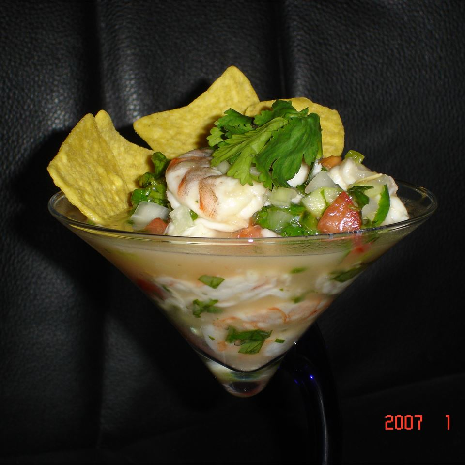 Javi's Really Real Mexican Ceviche MOLLE888