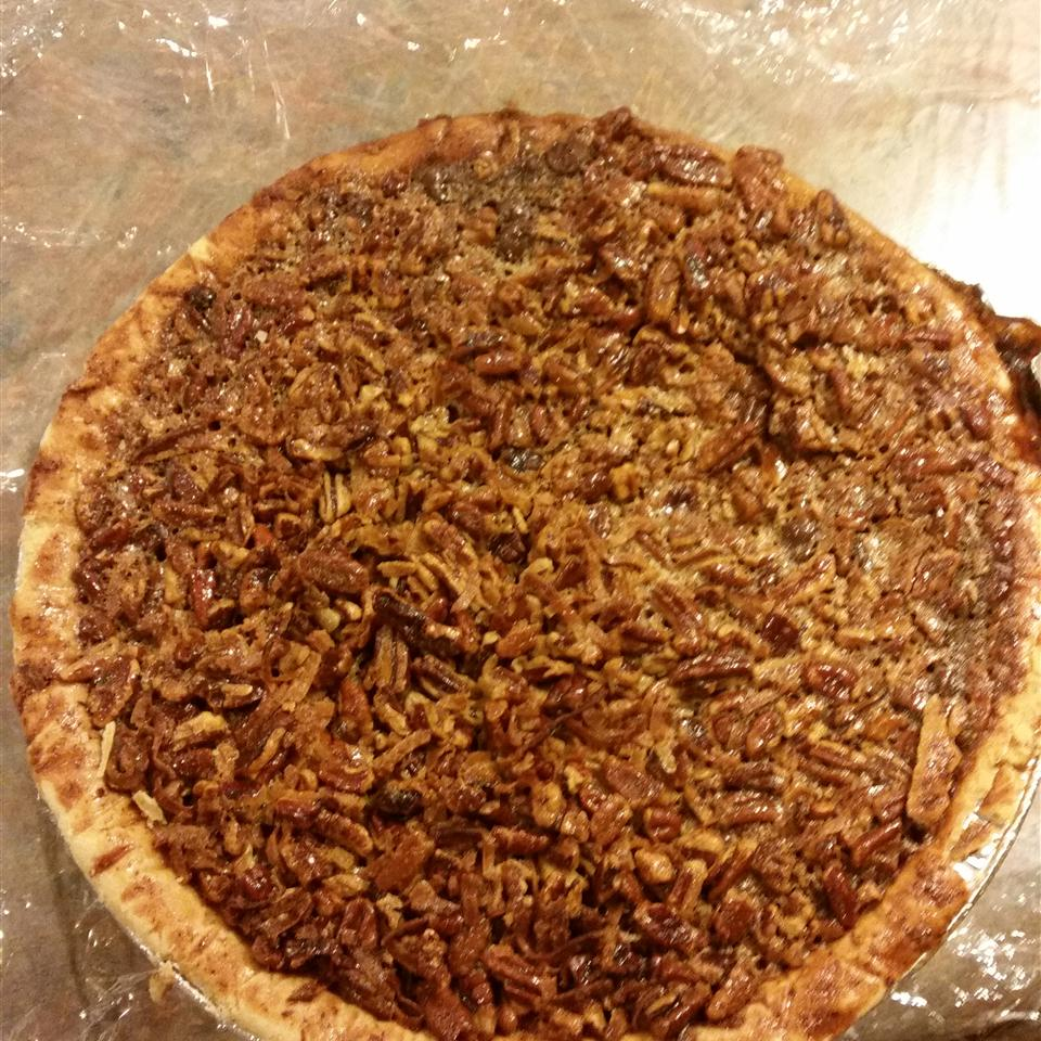 German Chocolate Pecan Pie pegacorn
