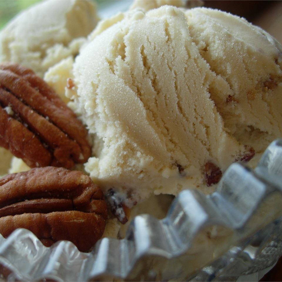 Butter Pecan Ice Cream SUSAN LONG