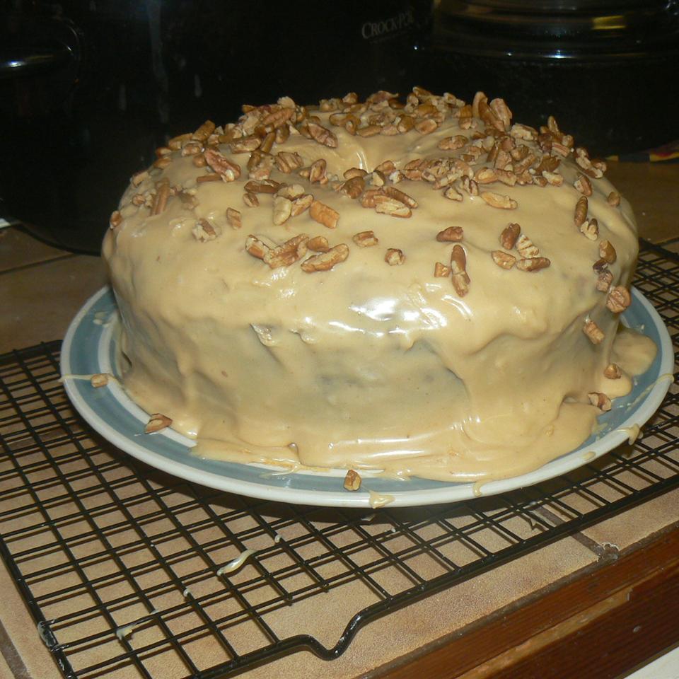 Caramel Pound Cake Reginal Tucker
