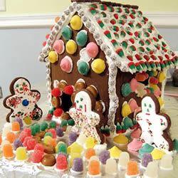 Gingerbread Man Cookies mamamuggle