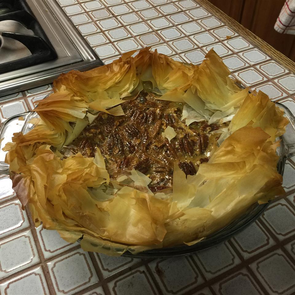 Caramel Pecan Pie WAGS