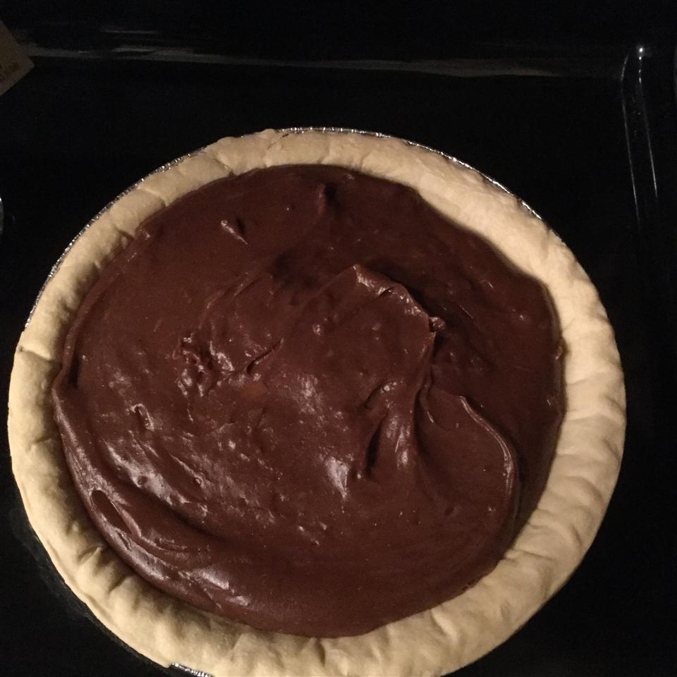 Chocolate Cream Pie I
