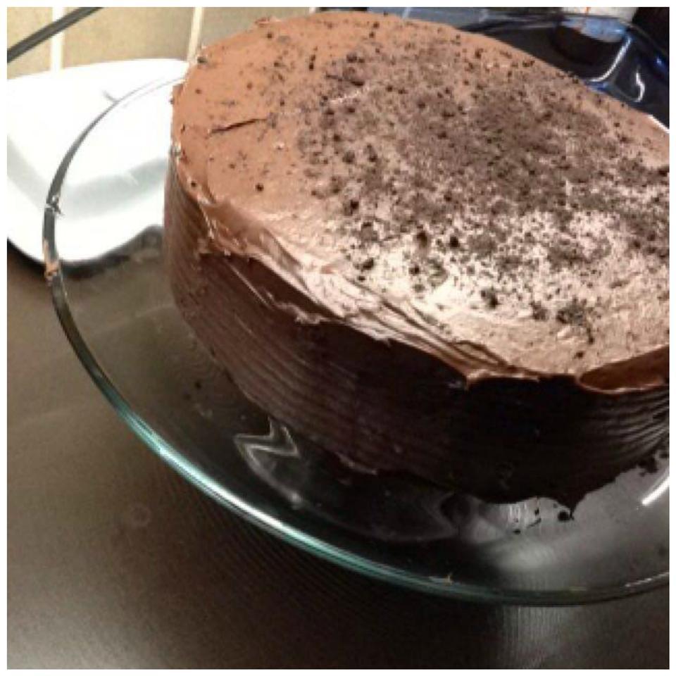 Dark German Chocolate Cake oahu1999