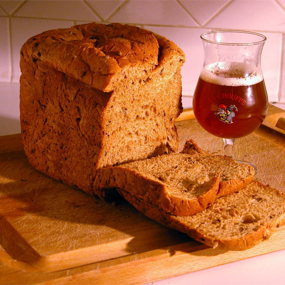 Spent Grain Wheat Bread Britt Taylor Collins