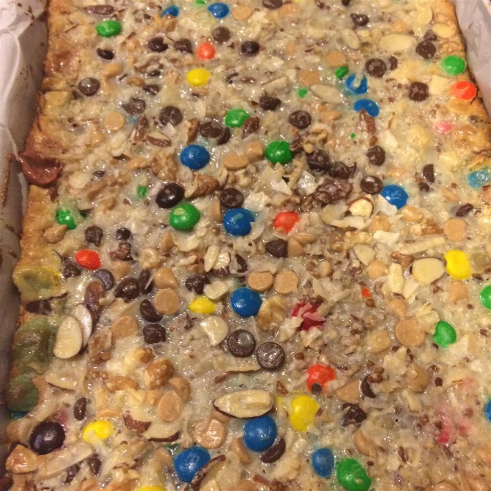(Gluten Free) Magic Cookie Bars