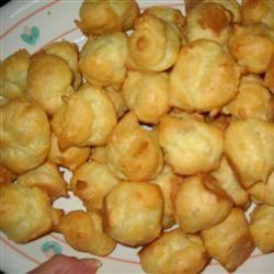Cream Puff Shells