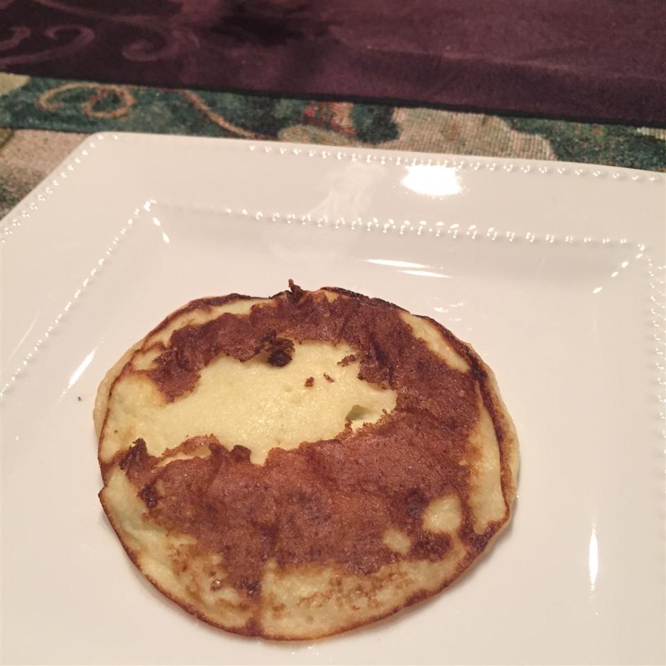 Skinny Pancakes thedailygourmet