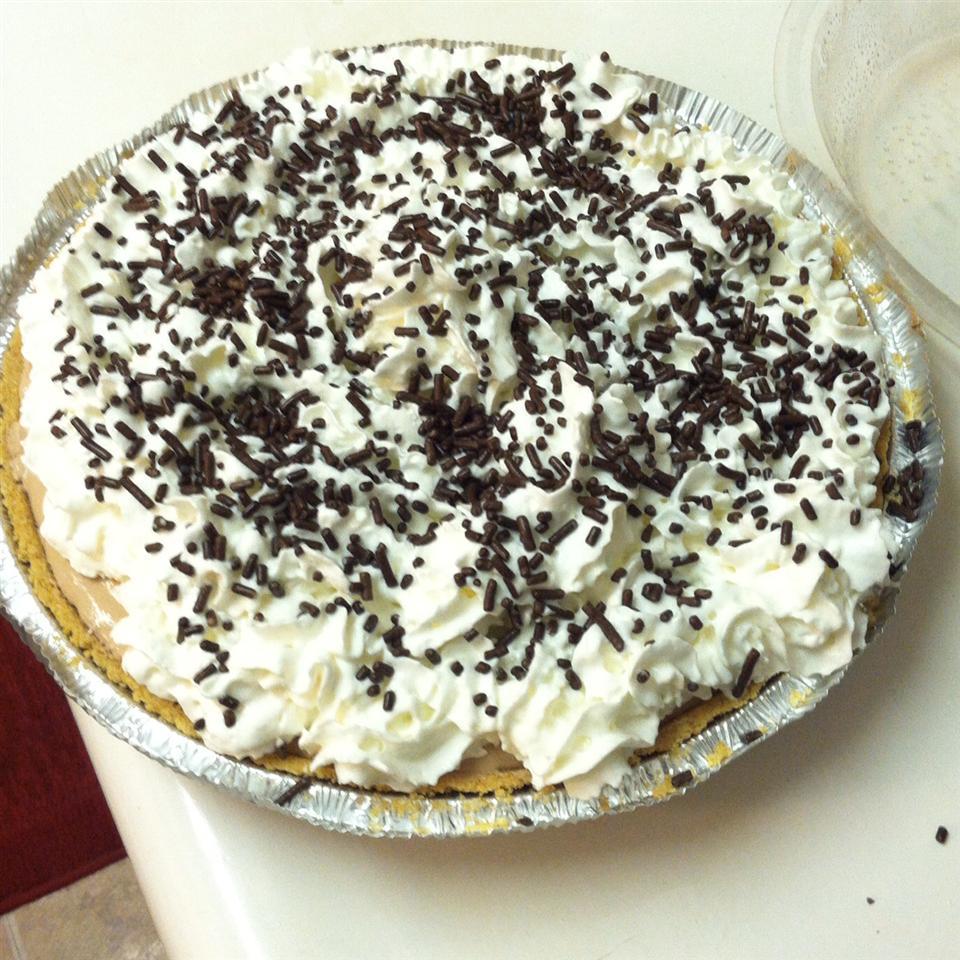 German Sweet Chocolate Pie J Universe