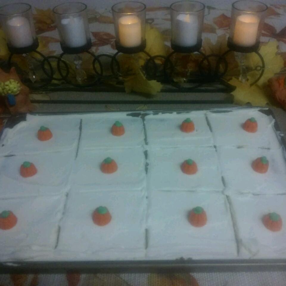 Pumpkin Bars I