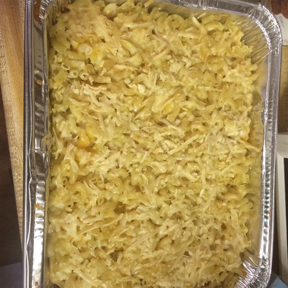 Four Cheese Macaroni and Cheese Bfw Ward